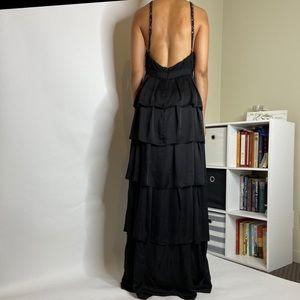 BCBGMaxAzria Dresses - BCBGMAXAZRIA Black Gown